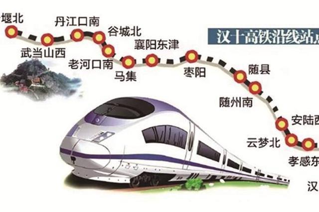 汉十高铁全线接触网完成热滑试验 即将联调联试