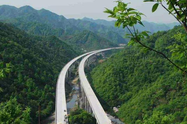 """大别山线路列入""""国家森林步道"""" 途径湖北两市四县"""