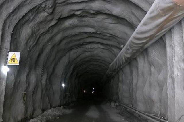 鄂北水资源配置工程杏仁山隧洞顺利贯通
