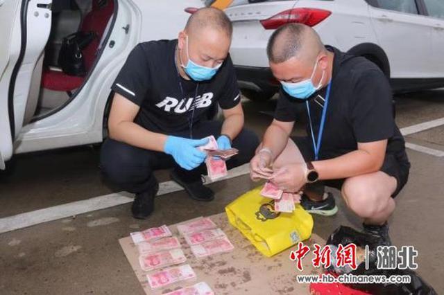 湖北两男子入室盗窃现金115万元 警方9天抓获嫌犯