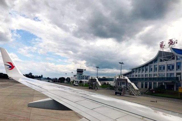 恩施机场年旅客吞吐量再破百万 比去年提前97天