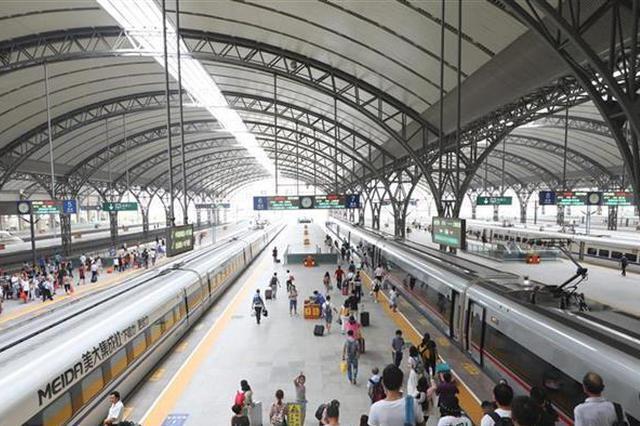 中秋小长假武铁共发送旅客229.7万人次 同比增长10%