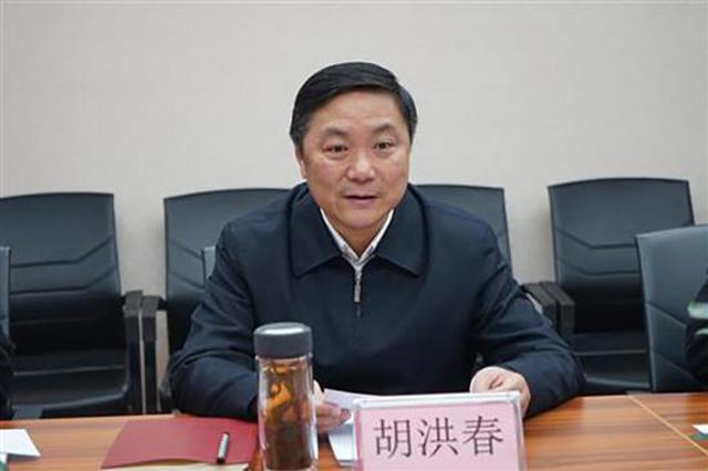 武汉市委原常委胡洪春被双开 违规为罪犯假释提供帮助