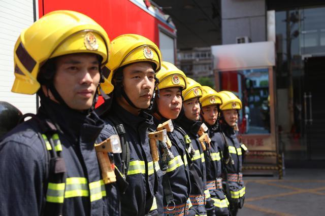重磅!湖北省将招录消防员757名 报名截止10月10日