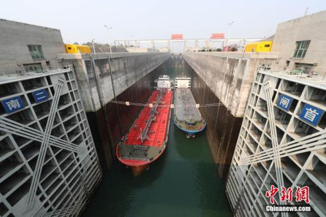 """三峡综合交通运输体系加快推进 破解长江物流""""瓶颈"""""""