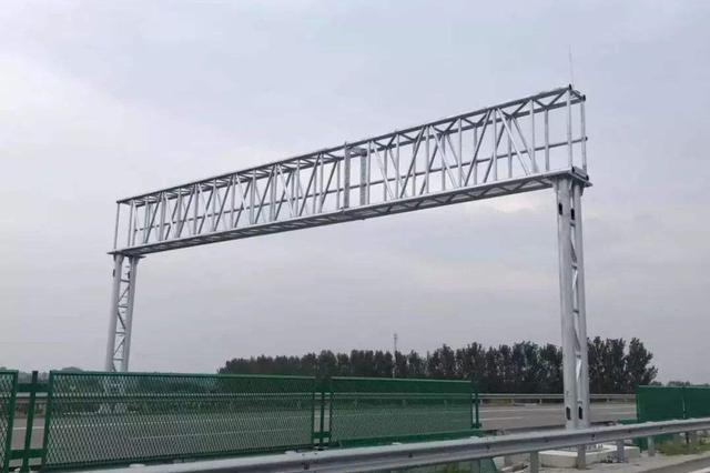 湖北高速公路997座ETC门架全部建成