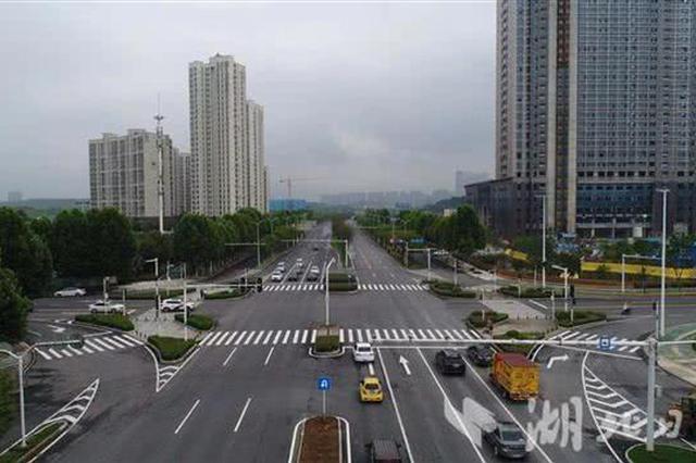 """武汉这条路串起4个军运会场馆 武网期间提前""""上岗"""""""