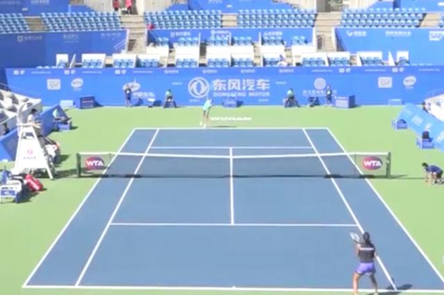 2019武汉网球公开赛开赛 五名中国选手获正赛资格