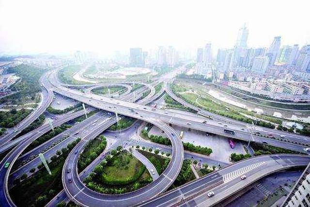 """""""中部通、则全国通"""" 湖北成为交通强国建设第一批试点省"""