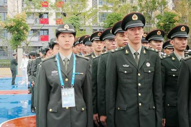 中国八一女排队长刘晏含、主力袁心玥军衔曝光:上尉、中尉