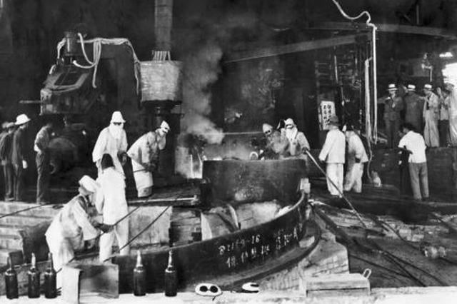 武钢一号高炉宣布停产 曾炼出新中国第一炉铁水