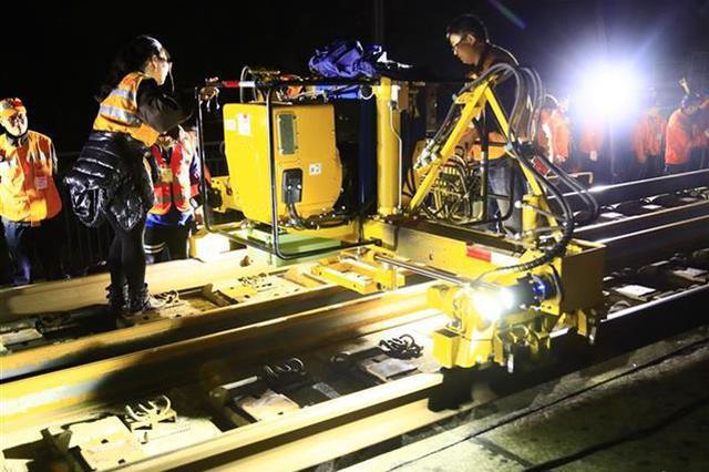 京广高铁将重返350公里时速 湖北段实施最大规模换轨