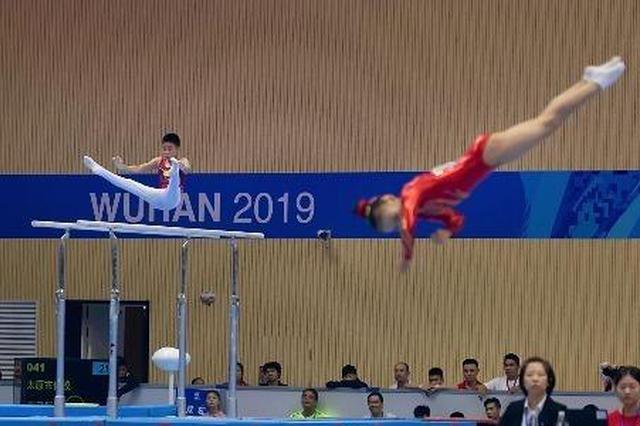 4名奥运奖牌选手将角逐武汉军运会体操项目