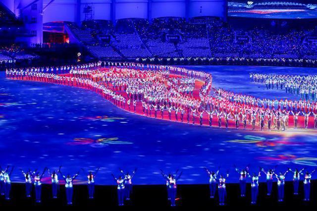 第七届世界军人运动会在湖北武汉开幕