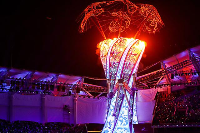 体坛高手云集世界军运会 武汉盛会尽显国际水准