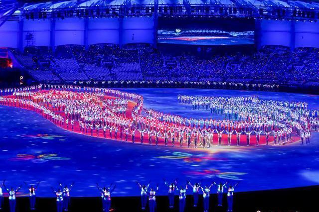 武汉军运会刷新历史 参赛阵容强大