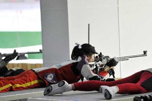 军运会射击:中国队获女子50米步枪卧射团体季军