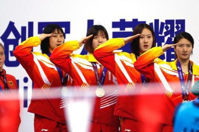 军运会第3日:中国军团再添16金 遥遥领跑奖牌榜