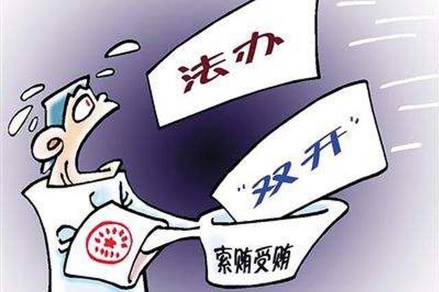 蕲春县政协党组原副书记、原副主席程向东被双开