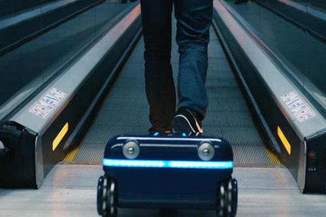 让行李长腿自己走 武汉17岁高中生获国际发明展金奖