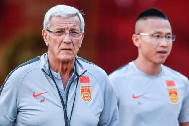 里皮:国足输球责任在我 辞去主帅职务