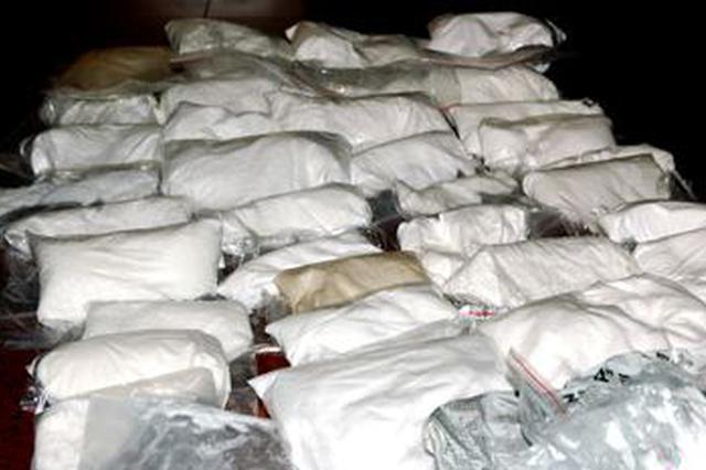 湖北等7省联合破获特大制毒系列案 抓获嫌疑人54名
