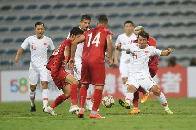 世预赛国足客场1-2不敌叙利亚 5分之差暂列小组第二