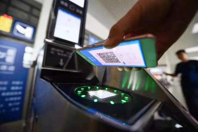 湖北铁路进入电子客票时代:无须取车票 刷码上车