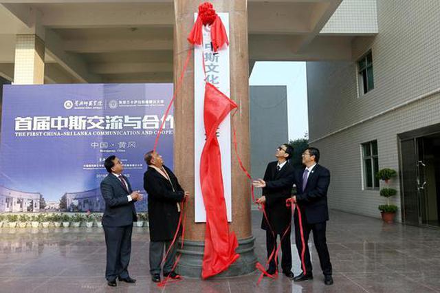 首届中斯交流与合作论坛在黄冈师范学院举行