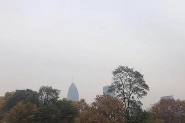 今日起武汉部分时段空气质量将达轻度及以上污染