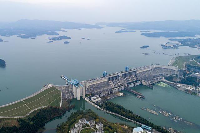 南水北调全面通水5年 累计调水300亿立方米