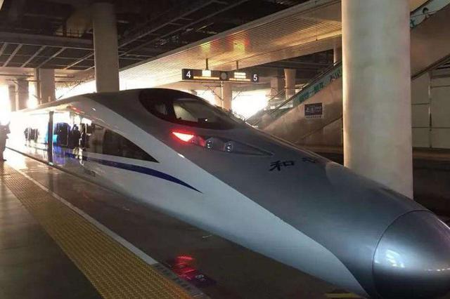 昌赣高铁进入通车倒计时 赣州将可直达武汉等多座城市
