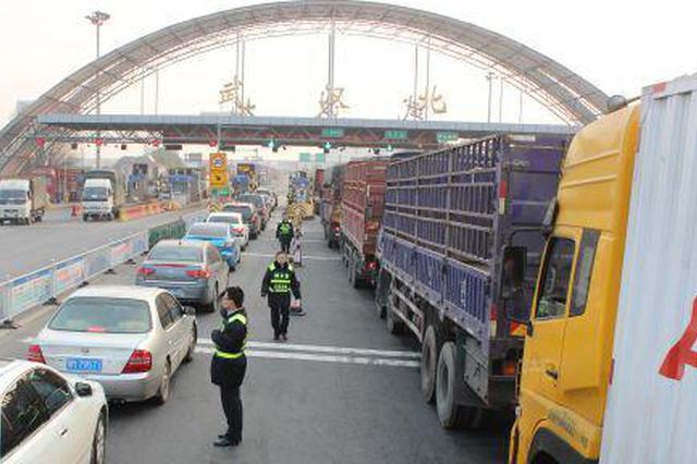 湖北高速公路收费站入口将启动货运车辆称重检测