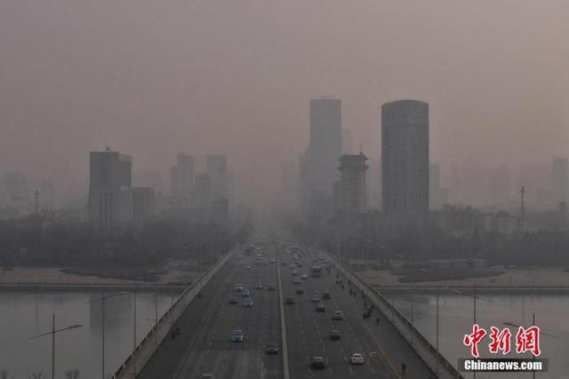 华北黄淮江淮等地有雾霾 湖北东南部部分地区大雨