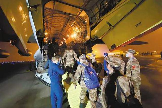国家卫健委:组建6支共1230人的医疗救治队驰援武汉