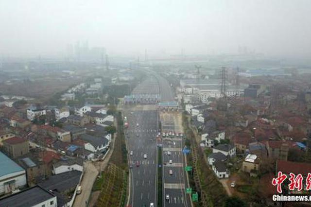 湖北宜昌市对高速公路、普通公路和铁路实行交通管制