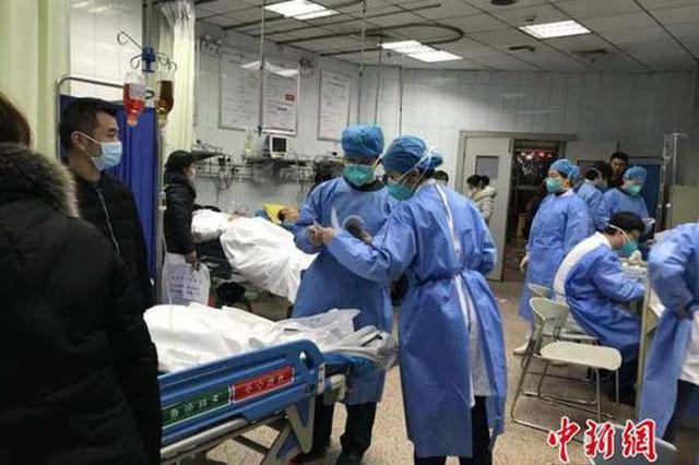 湖北累计报告新型冠状病毒感染的肺炎确诊病例1052例