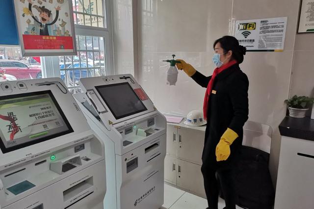 """邮储银行湖北省分行落实""""八个全力""""措施应对疫情"""