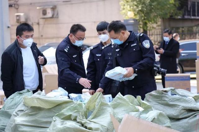 男子从湖北购230万只劳保口罩当医用口罩销售 被刑拘