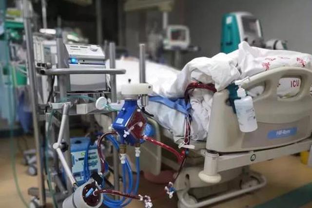 直击ICU病房ECMO重启生命:19天 我们终于救活他了