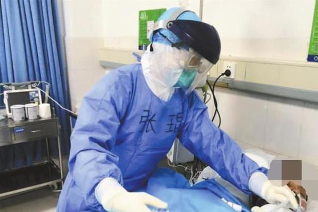 新冠肺炎ICU病房医生:生死时刻 和患者几乎口鼻相对