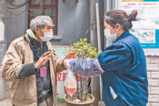 武汉一名社区书记的一天:忙得没有时间概念