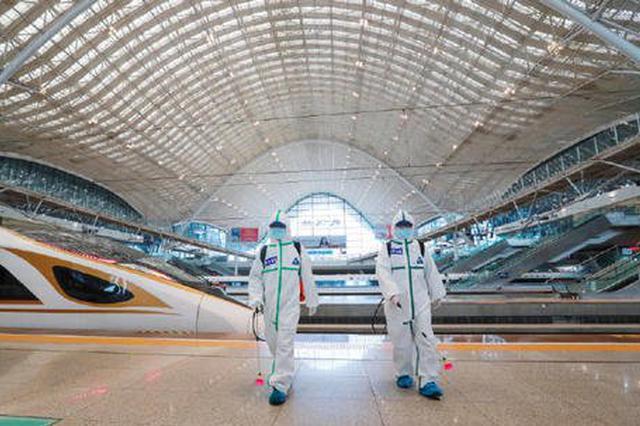 中国铁路武汉局集团公司:28日起,可坐火车到武汉