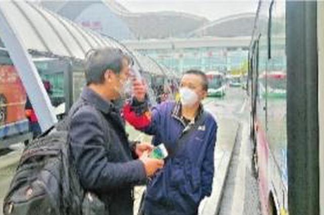 武汉今日开启进城铁路大通道 再恢复27条公交线路