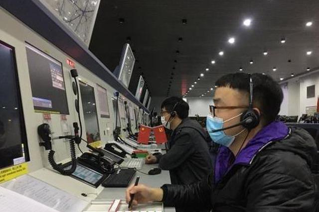 """湖北民航""""重启"""" 首趟航班从宜昌飞福州"""