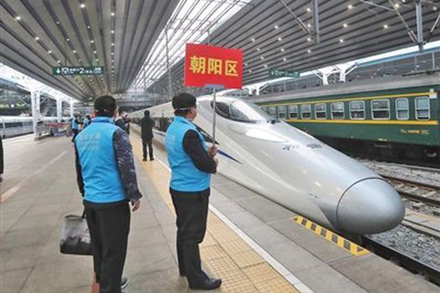 截至28日已有7098名滞留湖北的北京人员返京