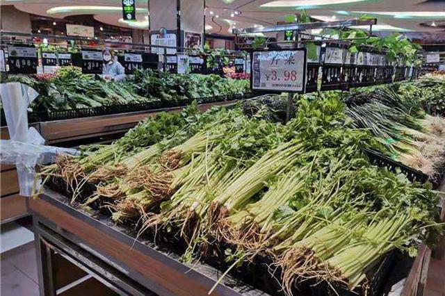 武汉3大超市承诺:粮油类商品不涨价、不限购、不断供