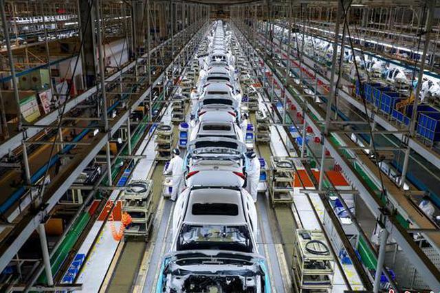"""湖北 """"四上企业""""复工率93.8% 复工复产进入新阶段"""