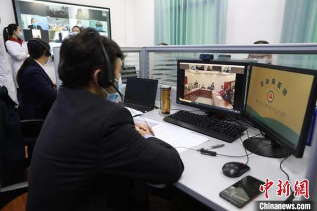 武汉大学人民医院举办国际连线 助力海外抗疫