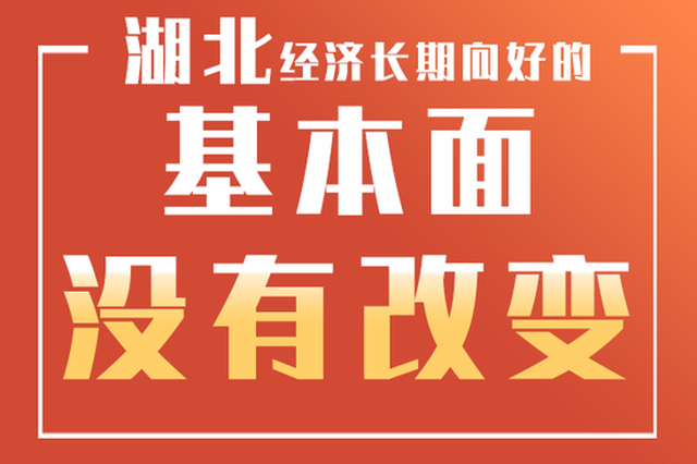"""习近平总书记说了三个""""没有改变"""" 让湖北人民振奋"""